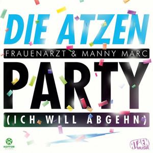 Die Atzen, Frauenarzt, DJ Manny Marc Disco Pogo cover