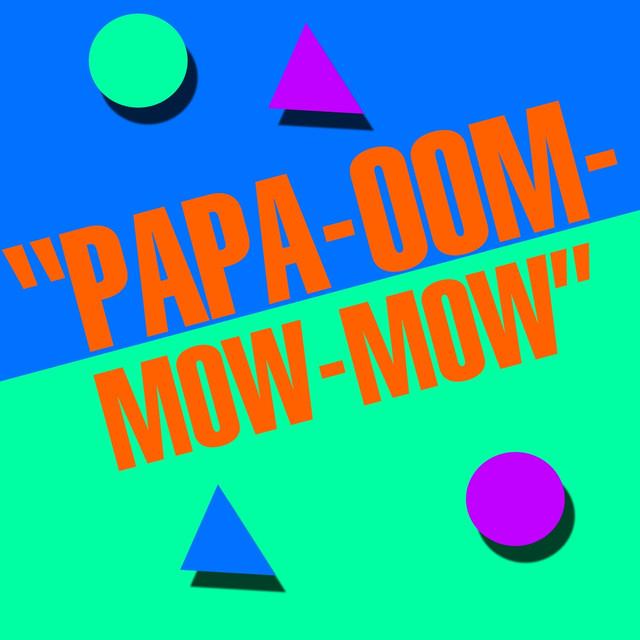 Papa-Oom-Mow-Mow ! Albumcover