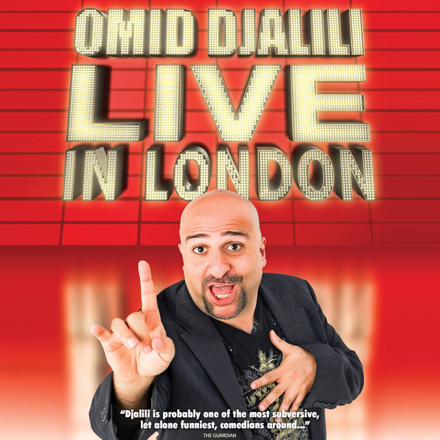 Omid Djalili tickets and 2018 tour dates