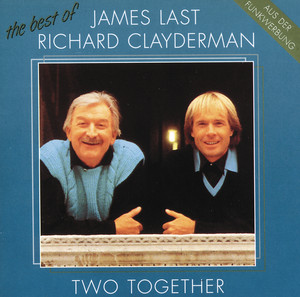 Two Together - The Best Of James Last & Richard Clayderman Albumcover