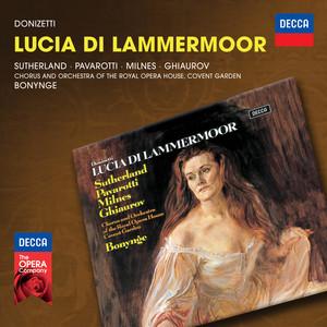 Donizetti: Lucia di Lammermoor Albümü