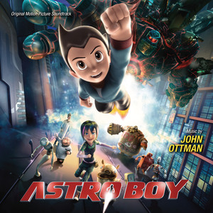 Astro Boy (Original Motion Picture Soundtrack) Albumcover