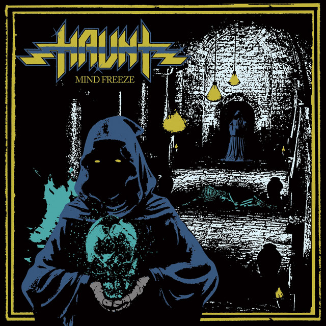 Album cover for Mind Freeze by Haunt