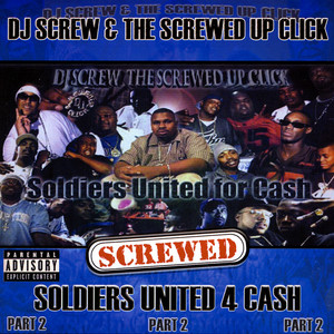 DJ Screw Gangstas cover