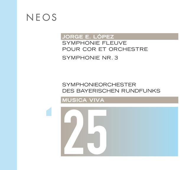 Musica viva, Vol. 25: Jorge E. López (Live)