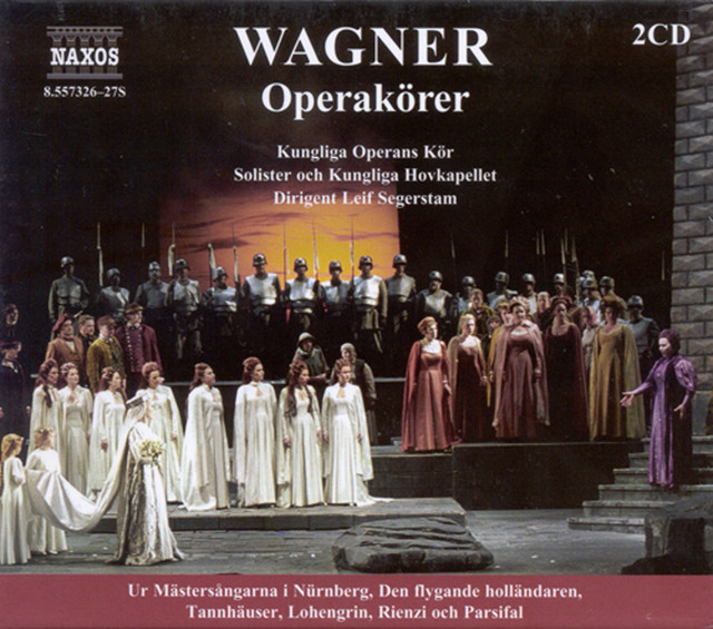 wagner r opera choruses by richard wagner on spotify. Black Bedroom Furniture Sets. Home Design Ideas