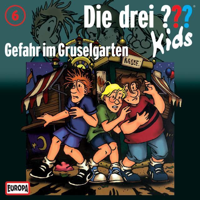 006 - Gefahr im Gruselgarten Cover
