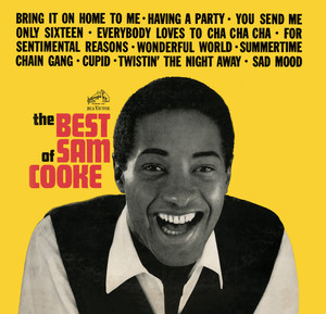 The Best Of Sam Cooke Albumcover