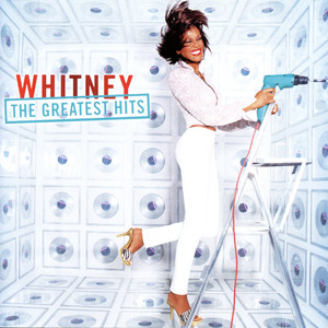 Whitney The Greatest Hits Albumcover