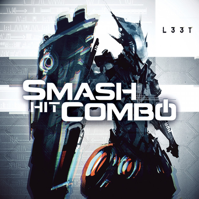Album cover for L33T (Deluxe Edition) by Smash Hit Combo