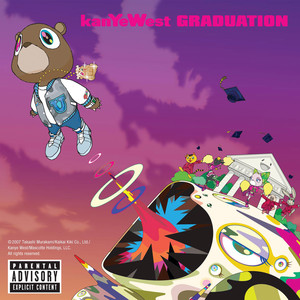 Album cover for Graduation by Kanye West