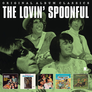 The Lovin' Spoonful (Til I) Run With You cover