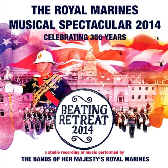 Artwork for National Emblem by Massed Bands of HM Royal Marines