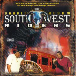 Southwest Riders Albumcover