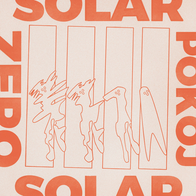 Album cover for Pokój zero by Solar