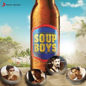 Soup Boys Albumcover