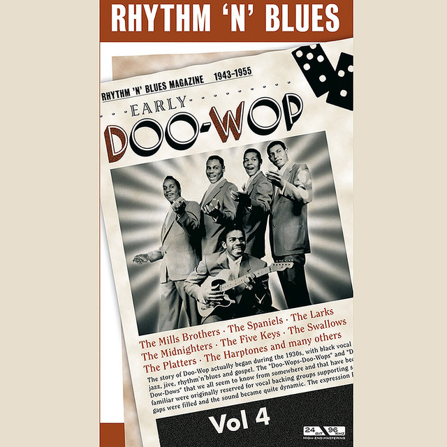 Various Artists The Early Doo Wop Vol. 4 album cover
