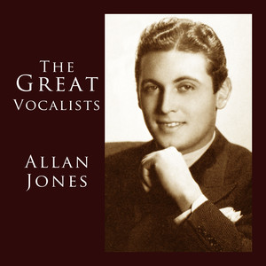 Allan Jones Alone cover