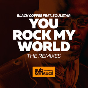 You Rock My World (The Remixes) album
