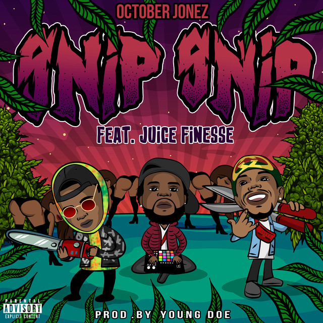Snip Snip by October Jonez on Spotify