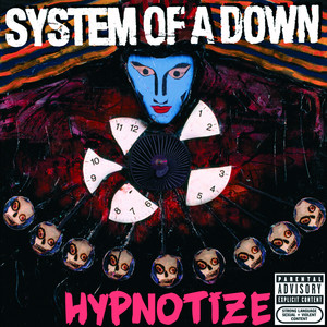 System of a Down Stealing Society cover