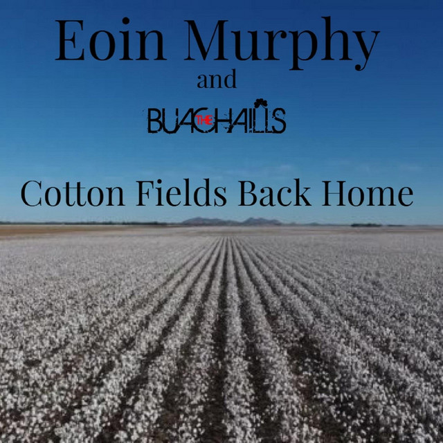 """Listen to """"Cotton Fields Back Home"""" by Eoin Murphy, The Buachaills on Country Rock Indie Music"""