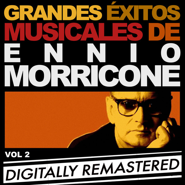 Grandes éxitos musicales de Ennio Morricone – Vol. 2 Albumcover