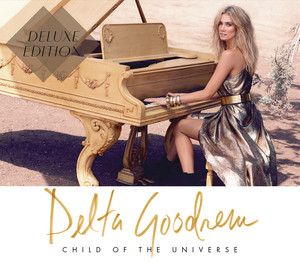 Delta Goodrem Sitting On Top of the World cover