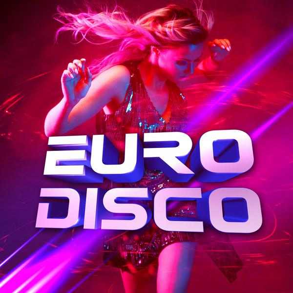 Various Artists Euro Disco album cover