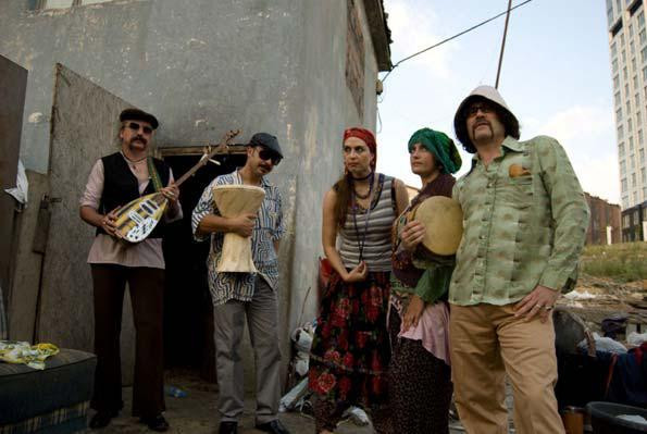 Baba Zula tickets and 2019  tour dates