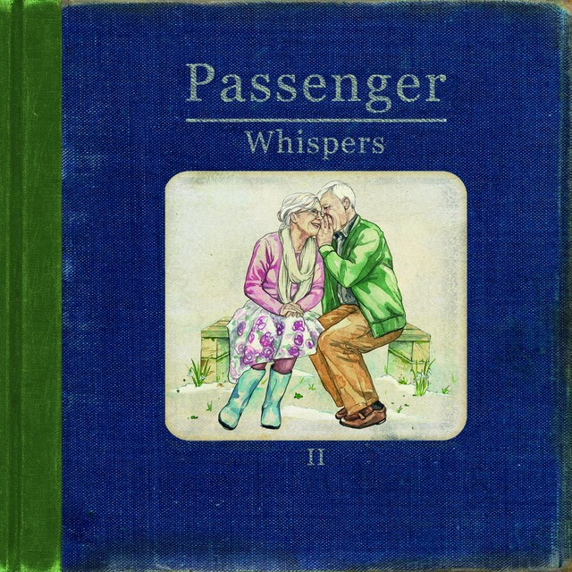 Whispers II Albumcover