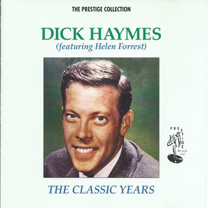 Dick Haymes I Surrender Dear cover