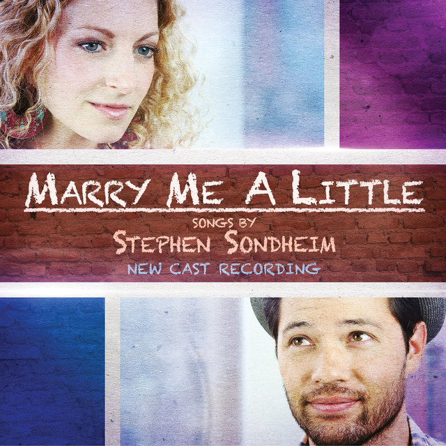 Marry Me A Little (New Cast Recording)
