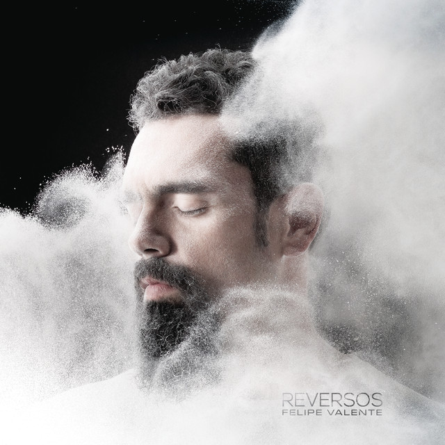 Album cover for Reversos by Felipe Valente
