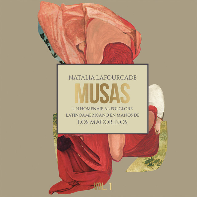Album cover for Musas by Natalia Lafourcade
