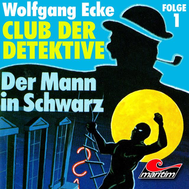 Folge 1: Der Mann in Schwarz Cover