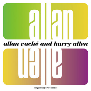 Allan Vaché, Harry Allen Straighten Up and Fly Right cover