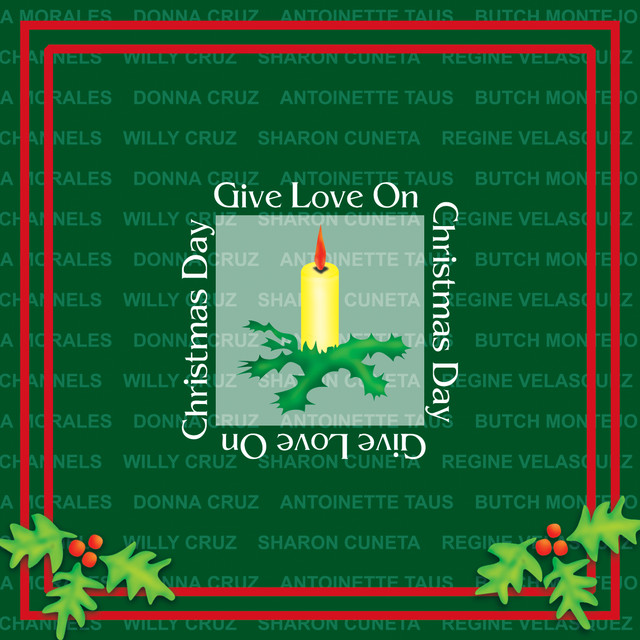 Give Love On Christmas Day.Give Love On Christmas Day A Song By Channels On Spotify