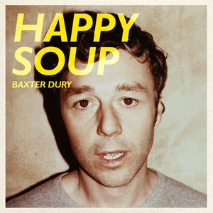 Baxter Dury: Happy Soup Playlist Albumcover