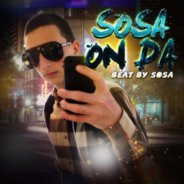 Album cover for Sosa on da Beat by Sosa
