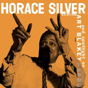 Horace Silver Trio (Remastered / Rudy Van Gelder Edition) album