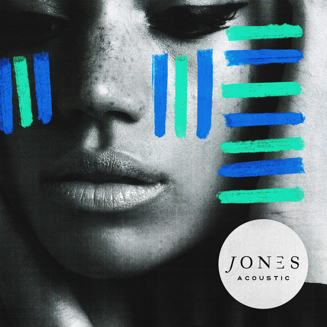 Album cover for Acoustic by JONES