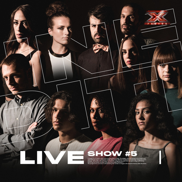X Factor 12 - INEDITI
