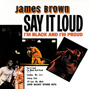 James Brown Licking Stick cover