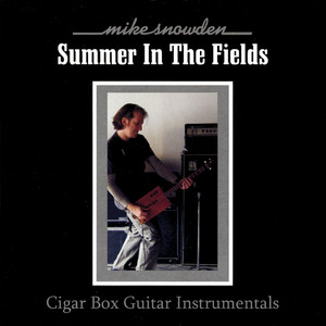 Summer in the Fields - Cigar Box Guitar Instrumentals - Mike Snowden