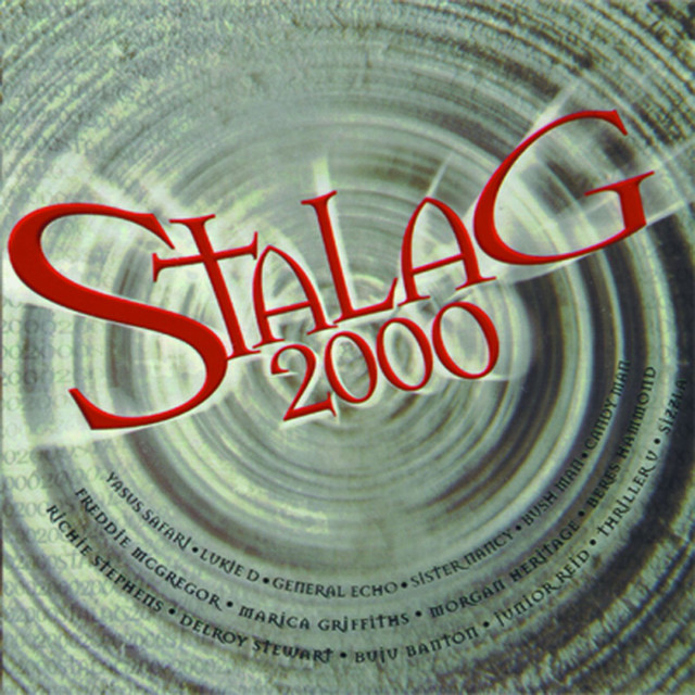 Various Artists Stalag 2000 album cover