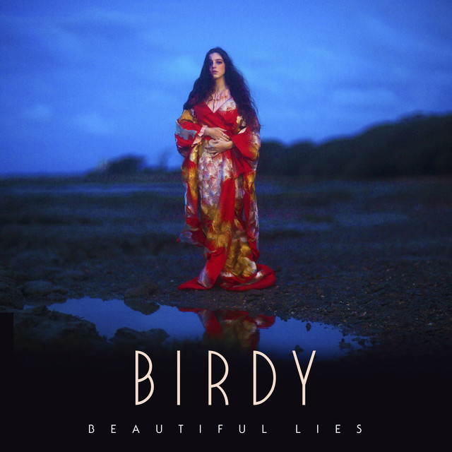 Album cover for Beautiful Lies by Birdy