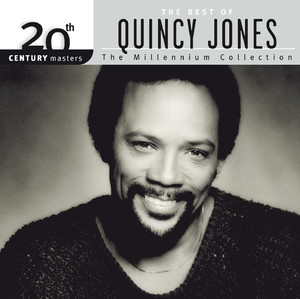 20th Century Masters: The Millennium Collection: Best of Quincy Jones Albumcover