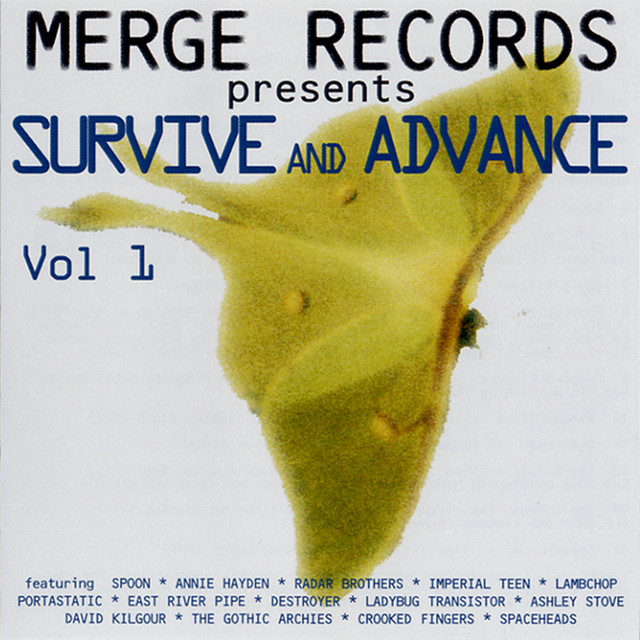 Survive and Advance: A Merge Records Compilation