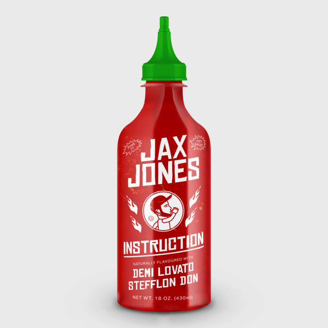 Instruction (feat. Demi Lovato & Stefflon Don)